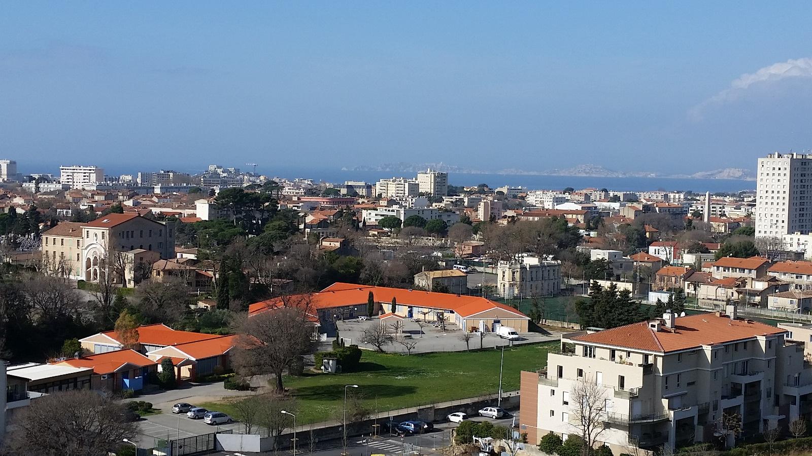 Vente appartement type 4 5 13009 marseille for Marseille appartement